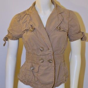 X-Small Petite PXS Ann Taylor Loft Vest